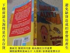 二手書博民逛書店BURIED罕見ALIVE!活埋了!,Y200392