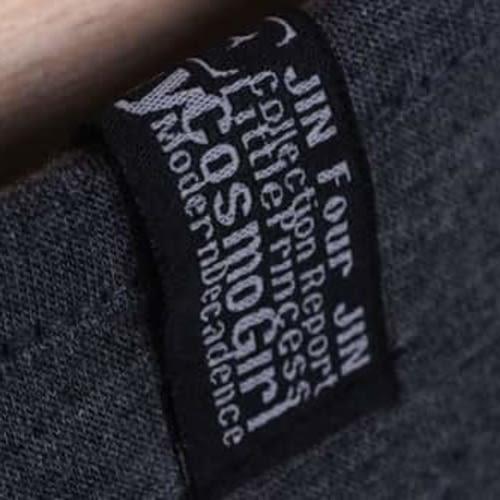 5天出貨★(正韓空運)圓領V尾圖案長T恤★ifairies【21078】