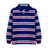 『小鱷魚童裝』條紋POLO衫(02號~06號)532109