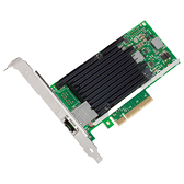 客訂品 intel 英特爾 X540-T1 BLK 10GB 伺服器網路卡 平行輸入 (示意圖請依實體為主)