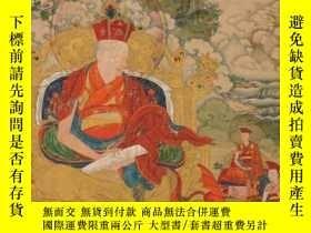 二手書博民逛書店【罕見】西藏繪畫精品 唐卡 美國 魯賓 博物館 Patron a