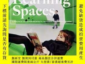 二手書博民逛書店Planning罕見Learning Spaces: A Practical Guide for Architec