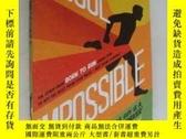 二手書博民逛書店THE罕見COOL IMPOSSIBLE:the coach f