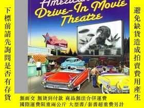 二手書博民逛書店The罕見American Drive-In Movie The