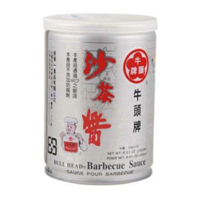 牛頭牌 沙茶醬5號罐 250g