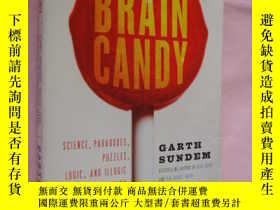 二手書博民逛書店稀奇書罕見BRAIN CANDY:science,Paradox