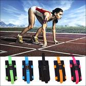 ✭慢思行✭【J32】扣帶式彈性手臂包 臂戴 戶外 健身 跑步 手機 音樂 魔鬼氈 手機套 男女 便攜