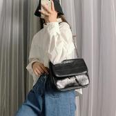 網紅包包女2020新款潮韓版百搭鏈條斜挎包時尚洋氣質感女士單肩包