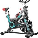健身車 動感單車家用健身車室內靜音健身器材腳踏自行車健身器材專供踏步機