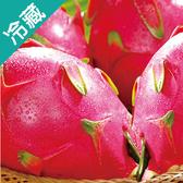 有機紅肉火龍果(600G±10%)1入/盒【愛買冷藏】