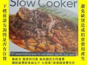二手書博民逛書店Cooking罕見Light Slow CookerY267268 Oxmoor House Oxmoor H