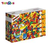玩具反斗城 BANBAO 1001PCS盒裝小顆粒創意組