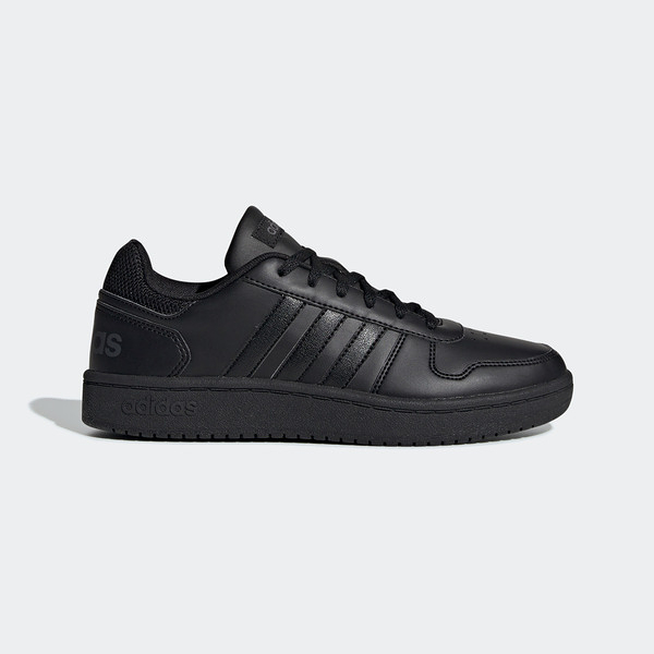 Adidas NEO Hoops 2.0 [EE7897] 女鞋 運動 休閒 路跑 健身 基本 穿搭 情侶 愛迪達 黑