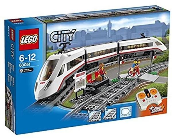 樂高(LEGO) 城市系列 高速客運列車 60051