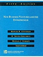 二手書博民逛書店《New Business Ventures And The Entrepreneur》 R2Y ISBN:0071183140