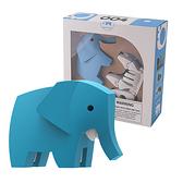【Halftoys 哈福玩具】動物系列 - ELEPHANT 大象 SF00410