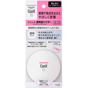 Curel 珂潤 潤浸保濕屏護力蜜粉4G 全新 效期2024.06【淨妍美肌】