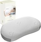 GOKUMIN【日本代購】低迴彈枕 雙層結構 抗菌防臭加工-白色