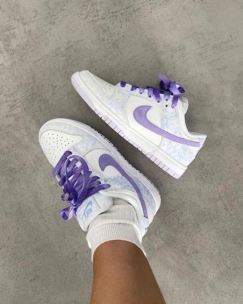 IMPACT Nike Dunk Low Purple Pulse 白紫 薰衣草 低筒 女鞋 DM9467-500
