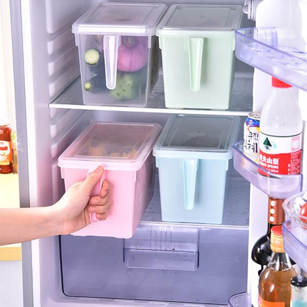 廚房用品 日式風冰箱帶蓋整理盒 蔬菜水果 【KFS275】收納女王