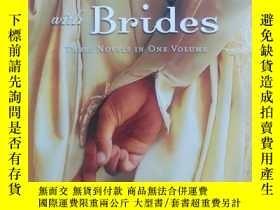 二手書博民逛書店The罕見Trouble with Brides: 3-in-1