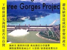 全新書博民逛書店TheMagnificent Three Gorges Proi