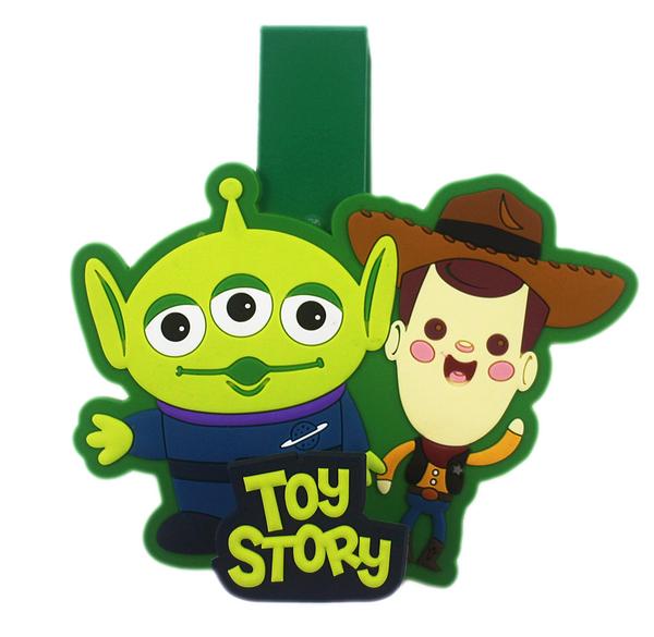 【卡漫城】 玩具總動員 門後掛勾 ㊣版 港版 Toy Story 胡迪 三眼怪 多功用 掛鉤 掛衣勾 便利? Alien