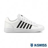 K-SWISS Court Winston時尚運動鞋-女-白/黑