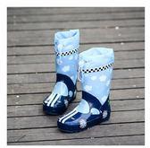 兒童雨鞋男童膠鞋防滑中大童雨靴寶寶女水鞋小童學生小孩四季通用  莉卡嚴選