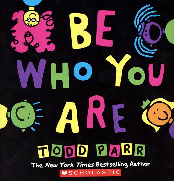 【麥克書店】BE WHO YOU ARE【李貞慧文法力】/ 平裝繪本《主題: 自我認同 Respect Yourself》