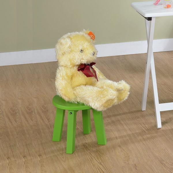 ONE HOUSE-DIY-兒童小圓椅2入/電腦桌 書桌 辦公桌 學習桌 遊戲桌椅