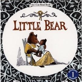 〈汪培珽英文書單〉An I Can Read系列 LITTLE BEAR L1 (單CD)
