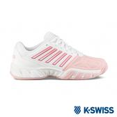K-SWISS Bigshot Light 3輕量網球鞋-女-白/粉紅