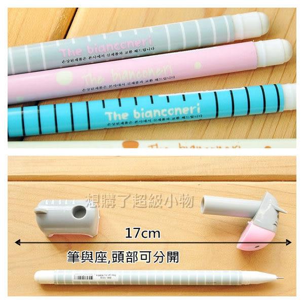 【想購了超級小物】4支組小驢站立原子筆 / 辦公文具用品 / 韓國熱銷小物