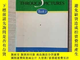 二手書博民逛書店Englis罕見Through Pictures Book 2Y