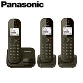 國際牌注音輸入全中文數位3手機無線電話KX-TGC283TWB