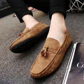 年新款低筒懶人鞋韓版套腳紅人快手春夏季豆豆鞋男夏季 時尚潮流
