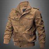 特種兵男士多口袋軍裝外套純棉休閑工裝夾克大碼寬松耐磨