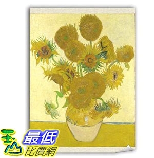 [COSCO代購] W121946 藝術油畫布104*76CM-向日葵 Art Canvas Prints 104*76 CM-Van Gogh Sunflowers