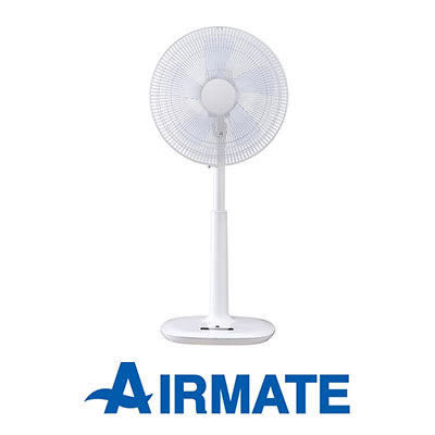 艾美特 AIRMATE FS35171 14吋直流馬達遙控立扇 DC節能 方盤 公司貨