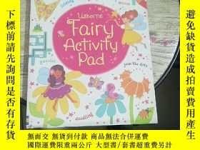 二手書博民逛書店FAIRY罕見ACTIVITY PODY5803