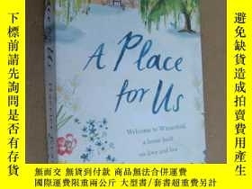二手書博民逛書店A罕見PLACE FOR US:Welcome to Winterfold,a home built on lov