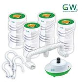 GW 水玻璃分離式除濕機六件組(附掛勾)ADE-365SA-004
