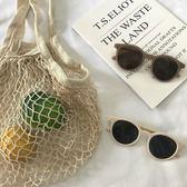 夏日凹造型百搭墨鏡復太陽眼鏡防曬