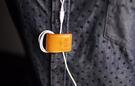 多功能皮革磁鐵夾 Smart Holder - 焦糖棕 Caramel 鈔票夾、磁鐵鑰匙圈、集線器、書籤