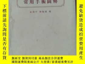 二手書博民逛書店罕見泌尿生殖系統常用手術圖解Y22537 俞堯平等編 人民工生出