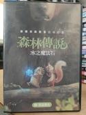 挖寶二手片-T04-513-正版DVD-動畫【森林傳說 水之魔法石】國英語發音(直購價)