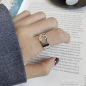 戒指女-戒指女時尚個性ins潮復古冷淡風簡約網紅食指蹦迪指環飾品  夏沫之戀
