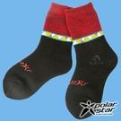 【PolarStar】保暖雪襪『黑色』P18614 露營.戶外.登山.保暖襪.彈性襪.休閒襪.長筒襪.襪子.男版.女版
