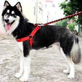 狗狗牽引繩小狗錬子項圈金毛阿拉斯加中型大型犬遛狗繩子寵物用品「摩登大道」